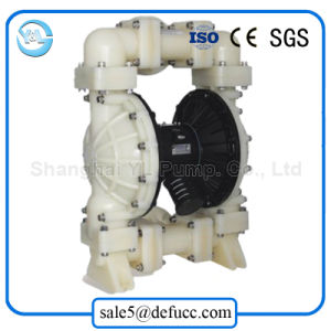 PP Industrial Acid Resistant Rubber Diaphragm Air Pump pictures & photos
