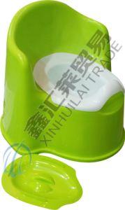 Portable Infant Potty Plastic Baby Seat Potty pictures & photos
