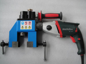 Portable Pneumatic Pipe Cutting and Beveling Machine for Metal Pipe pictures & photos
