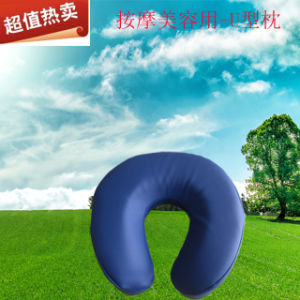 U-Shape Face Cushion for Massage or Beauty pictures & photos