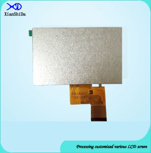 5 Inch TFT LCD Screen Flat Panel pictures & photos