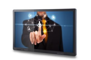 Direct Manufacturer 84 Inch with X86 System or Android System Touch Screen Whiteboard pictures & photos