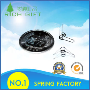 China Supplier Custom Small Stainless Steel Double Torsion Spring for Precision Instruments pictures & photos