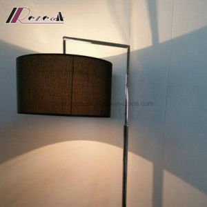 Modern Irregular Shape Round Shade Floor Lamp for Living Room pictures & photos