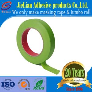 High Temperature Green Masking Tape with Free Sample pictures & photos