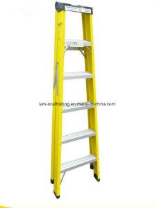 A Shape Single Folding Insulated Fiberglass Step Ladder pictures & photos