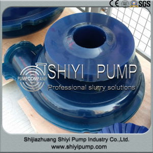 Horizontal Centrifugal Rubber Liner Pump Spare Parts pictures & photos