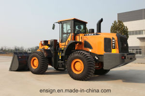 High Quality 6 Ton Wheel Loader with Big Bucket pictures & photos