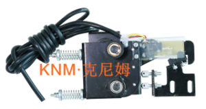 Elevator Part Elevator Side Opening Car Door Lock Assembly Km013 pictures & photos