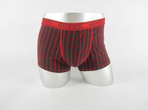 Mens Red Boxers pictures & photos
