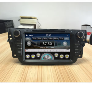 2 DIN Wince 6.0 Capacitive Touch Screen Car Radio with Bt iPod 3G Vmcd FM Am for Mg GS pictures & photos