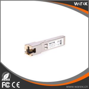Hot Pluggable 10/100/1000Base-T SFP Auto Sense Transceivers SFP-GE-T-C. pictures & photos