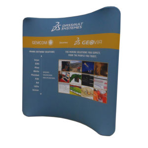Fabric Tension Display, Tension Fabric Trade Show Displays pictures & photos