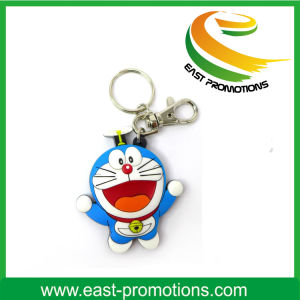 Factory Price Soft PVC Plastic Keychain Wholesale pictures & photos