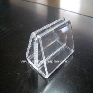Wholesale A5 Acrylic Brochure Holder with Logo (BTR-H6007) pictures & photos