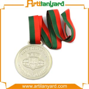 Customized Fashion Medal with Ribbon pictures & photos