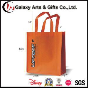 Custom Silk Screen Printing Promotional Non Woven Tote Bag pictures & photos