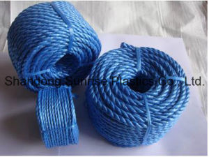 PP Baler Twine in Blue Color Split Film Twine pictures & photos