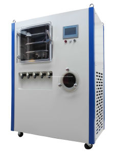 Lab Freeze Drying / Freeze Dried Fruit / Lyophilizer / Lyophilisate Machine pictures & photos