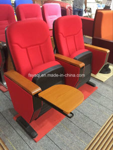 Hot Sale with Competitive Price Auditorium Chair Church Chair Auditorium Seat Auditorium Seating Cofference Chair (YA-04) pictures & photos