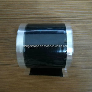 Black Silicone Rubber Wrapping Tape