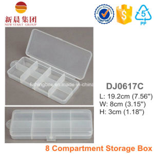8 Compartment Nuts or Bolts Storage Box pictures & photos