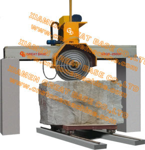 GBQS-2500H Stone Cutting Machine pictures & photos