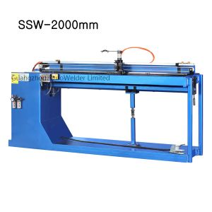 Automatic Straight Seam Arc Welder pictures & photos