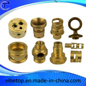 OEM Precision Brass CNC Milling Parts with Factory Price pictures & photos