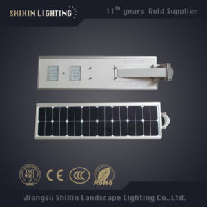 China Supplier 30W All in One Solar Street Light Price (SX-TYNLD-01) pictures & photos