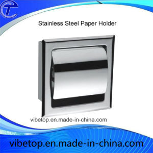 High Quality Bathroom Paper Holder Toliet Holder Paper Box pictures & photos
