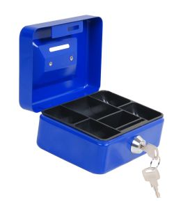 125X95X60 (mm) Small Money Saving Box with Removable Cash Tray pictures & photos