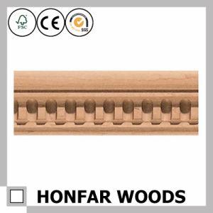 Best Quality Wood Trim Mould Indoor Decoration pictures & photos