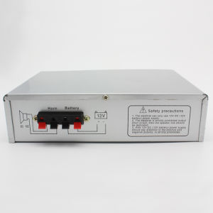 Newest Power Amplifier Multifunction Digital Signage Media Amplifier pictures & photos