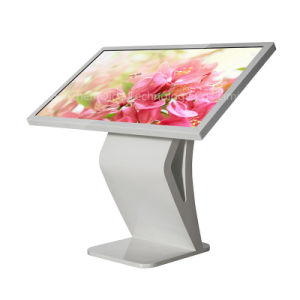 "Free Standing WiFi 3G Touch Kiosk Advertising 42"" LCD Touch Screen"