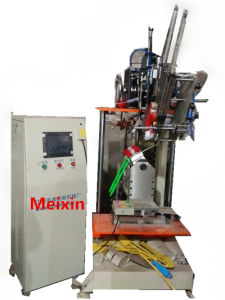 3 Axis Single Hocky Brush Machine/Hair Brush Machine/Brush Making Machine pictures & photos