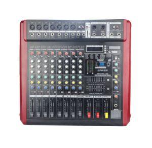 500W Audio Power Amplifier Mixer Dmr800d pictures & photos