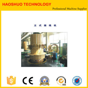 Vertical Transformer Copper Wire Electric Coil Winding Machine pictures & photos