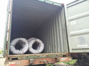 Cold Rolled Steel Wire Swch45K in Coil for High Strength Pieces pictures & photos