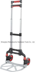 Foldable Aluminium Hand Truck (HT060A-1) pictures & photos
