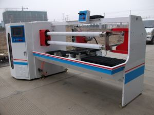 High Effective Auto Cutting Machine for BOPP Tape, Duct Tape, Masking Tape pictures & photos
