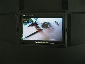 7inch TFT Color Monitor Sewer Inspection Camera with Long Cable pictures & photos