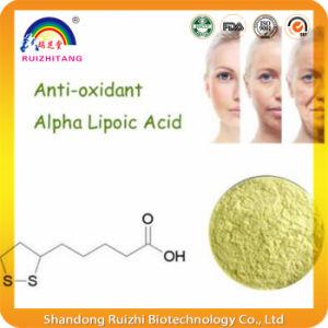 Alpha Lipoic Acid 62-46-4, 1077-28-7, Ep8 USP31, Thioctic Acid Alpha Lipoic Acid pictures & photos