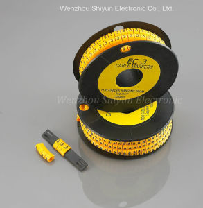 Wiring Accessories (cable markers/tie mounts/spiral wrapping bands) pictures & photos