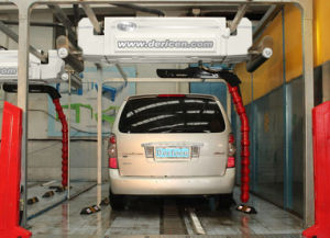 Dericen Dws-1 Automatic Touch Free Car Washing Machine with Excellent Quality pictures & photos