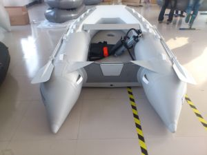 Synsor Inflatable Boat with Aluminum Floor (FWS-D270) pictures & photos