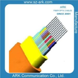 Flat Optical Fiber Ribbon Indoor Cable II Ark pictures & photos