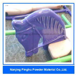 Purple Waterproof Thermoset Powder Coatings pictures & photos