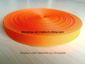 "1"" 900d Orange PP Webbing for School Bags"