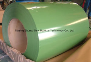 Color Coated Aluminum Steel Coil /High Quality and Competitive/Raw Material pictures & photos